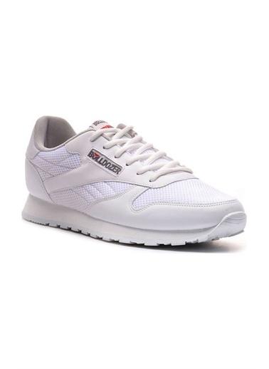 Bulldozer 211446 Erkek Spor Ayakkabı Beyaz